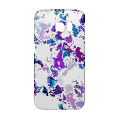 Splatter White Lilac Galaxy S6 Edge by MoreColorsinLife