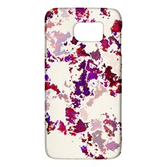 Splatter White Galaxy S6 by MoreColorsinLife