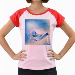 Music Women s Cap Sleeve T Shirt by FantasyWorld7