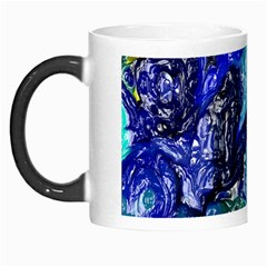 Strange Abstract 1 Morph Mugs by MoreColorsinLife