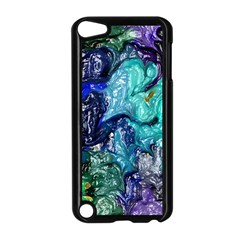 Strange Abstract 1 Apple iPod Touch 5 Case (Black) by MoreColorsinLife