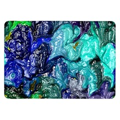 Strange Abstract 1 Samsung Galaxy Tab 8 9  P7300 Flip Case by MoreColorsinLife