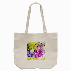 Strange Abstract 2 Soft Tote Bag (cream)  by MoreColorsinLife