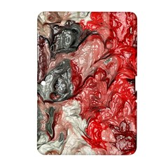 Strange Abstract 3 Samsung Galaxy Tab 2 (10 1 ) P5100 Hardshell Case  by MoreColorsinLife