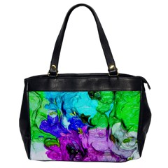 Strange Abstract 4 Office Handbags by MoreColorsinLife