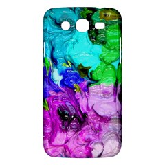 Strange Abstract 4 Samsung Galaxy Mega 5 8 I9152 Hardshell Case  by MoreColorsinLife