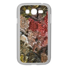 Strange Abstract 5 Samsung Galaxy Grand Duos I9082 Case (white) by MoreColorsinLife