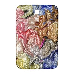Strange Abstract 6 Samsung Galaxy Note 8 0 N5100 Hardshell Case  by MoreColorsinLife
