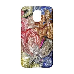 Strange Abstract 6 Samsung Galaxy S5 Hardshell Case  by MoreColorsinLife