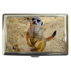 Lovely Meerkat 515p Cigarette Money Cases by ImpressiveMoments