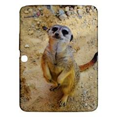Lovely Meerkat 515p Samsung Galaxy Tab 3 (10 1 ) P5200 Hardshell Case  by ImpressiveMoments