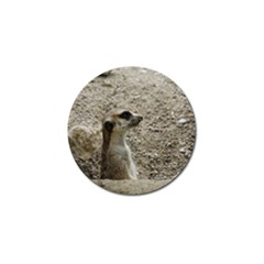 Adorable Meerkat Golf Ball Marker by ImpressiveMoments