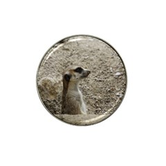 Adorable Meerkat Hat Clip Ball Marker (10 pack) by ImpressiveMoments