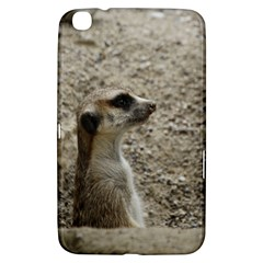 Adorable Meerkat Samsung Galaxy Tab 3 (8 ) T3100 Hardshell Case  by ImpressiveMoments