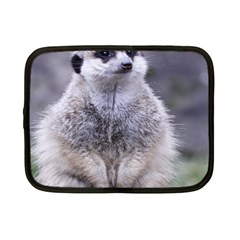 Adorable Meerkat 03 Netbook Case (Small)  by ImpressiveMoments