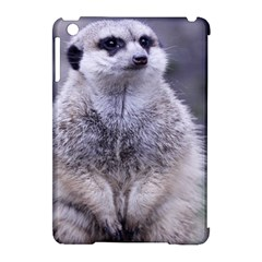 Adorable Meerkat 03 Apple Ipad Mini Hardshell Case (compatible With Smart Cover) by ImpressiveMoments