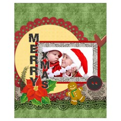 Xmas By Debe Lee   Drawstring Bag (small)   9qrk8y4367ql   Www Artscow Com Back