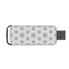 Bridal Lace 2 Portable Usb Flash (two Sides) by MoreColorsinLife