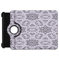 Bridal Lace 3 Kindle Fire Hd Flip 360 Case by MoreColorsinLife