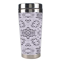Bridal Lace 3 Stainless Steel Travel Tumblers by MoreColorsinLife