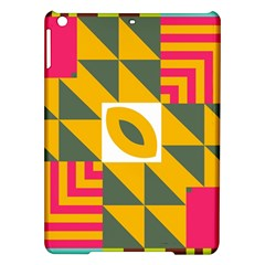 Shapes In A Mirror Apple Ipad Air Hardshell Case by LalyLauraFLM