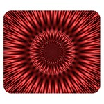 Red Lagoon Double Sided Flano Blanket (Small)