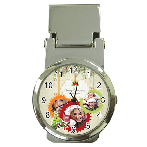 Xmas By Jo Jo   Money Clip Watch   Fqab8uvw7ohw   Www Artscow Com Front