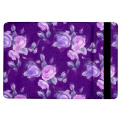 Vintage Roses Purple iPad Air Flip by MoreColorsinLife