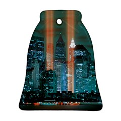 New York 2014 1206 Bell Ornament (2 Sides) by JAMFoto