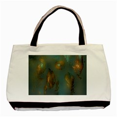 Broken Pieces Basic Tote Bag (two Sides)  by digitaldivadesigns