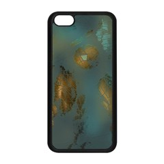 Broken Pieces Apple Iphone 5c Seamless Case (black) by theunrulyartist