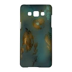 Broken Pieces Samsung Galaxy A5 Hardshell Case  by theunrulyartist