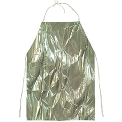 Crumpled Foil Full Print Aprons by MoreColorsinLife