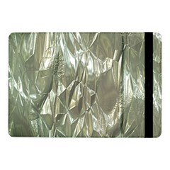 Crumpled Foil Samsung Galaxy Tab Pro 10 1  Flip Case by MoreColorsinLife