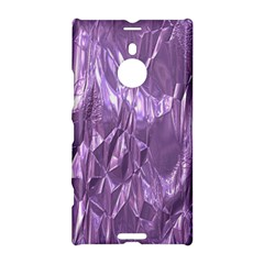 Crumpled Foil Lilac Nokia Lumia 1520 by MoreColorsinLife