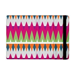 Chevron Pattern Apple Ipad Mini Flip Case by LalyLauraFLM