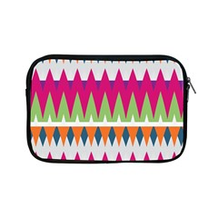 Chevron Pattern Apple Ipad Mini Zipper Case by LalyLauraFLM