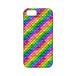 Rainbow Scales Apple iPhone 5 Classic Hardshell Case (PC+Silicone)