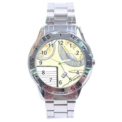 Tearespite Stainless Steel Men s Watch by northerngardens