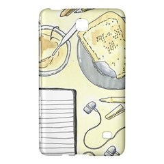 Tearespite Samsung Galaxy Tab 4 (7 ) Hardshell Case  by northerngardens