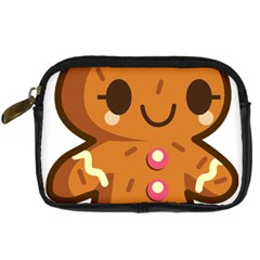 Gingerman Digital Camera Cases by TailWags