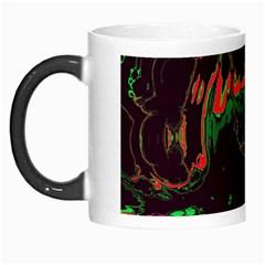 Unique Marbled 2 Tropic Morph Mugs by MoreColorsinLife