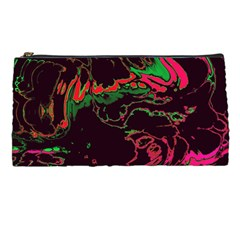 Unique Marbled 2 Tropic Pencil Cases by MoreColorsinLife