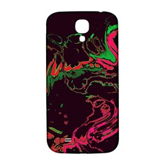 Unique Marbled 2 Tropic Samsung Galaxy S4 I9500/i9505  Hardshell Back Case by MoreColorsinLife