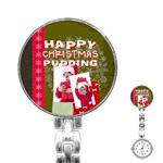 xmas - Stainless Steel Nurses Watch