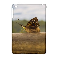 Butterfly Against Blur Background At Iguazu Park Apple Ipad Mini Hardshell Case (compatible With Smart Cover) by dflcprints