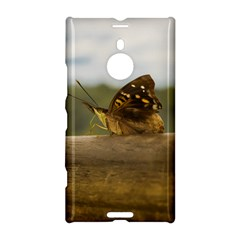 Butterfly Against Blur Background At Iguazu Park Nokia Lumia 1520