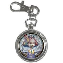 World Peace Key Chain Watches by YOSUKE