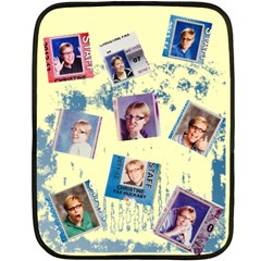 Ids 1 By Christine Fax Huckaby   Double Sided Fleece Blanket (mini)   Mrzyjg1a1hil   Www Artscow Com 35 x27 Blanket Front