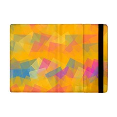 Fading Squares Apple Ipad Mini Flip Case by LalyLauraFLM